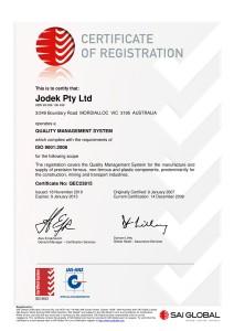 Jodek Pty Ltd, Braeside, Melbourne